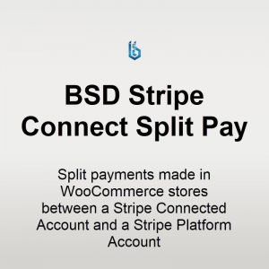 BSD Stripe Connect Split Pay for WooCommerce